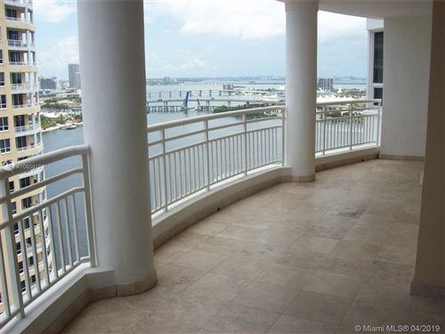 Photo of 808 Brickell Key Dr #2805, Miami, FL 33131 (MLS # A10650139)