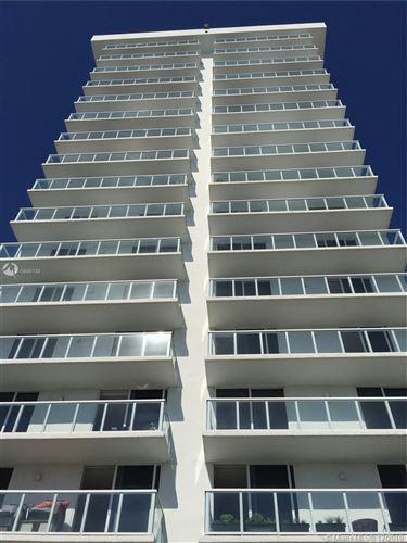 Photo of 2457 Collins Ave #504, Miami Beach, FL 33140 (MLS # A10686139)