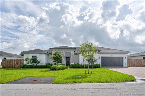 Photo of 21631 SW 131st Ct, Miami, FL 33170 (MLS # A10927139)
