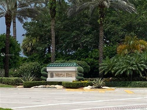 Photo of 2874 W Oakbrook Dr #2874, Weston, FL 33332 (MLS # A11072139)