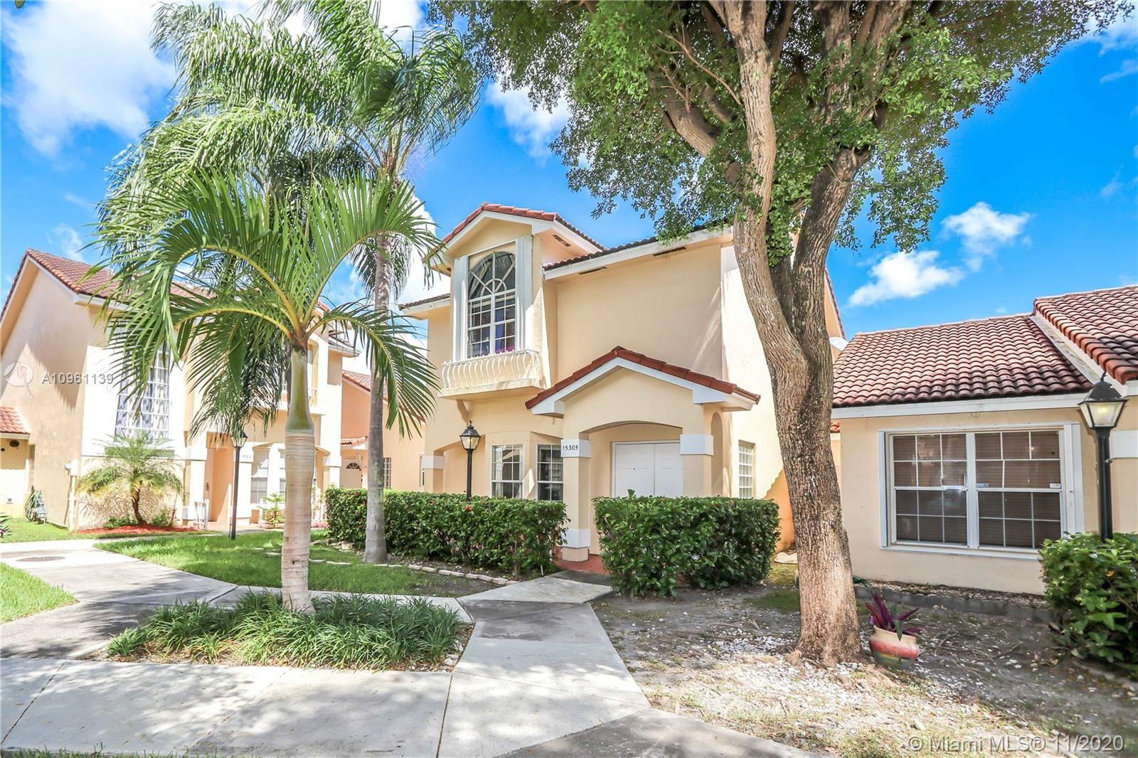 15305 SW 111th St #15305, Miami, FL 33196 - #: A10961139