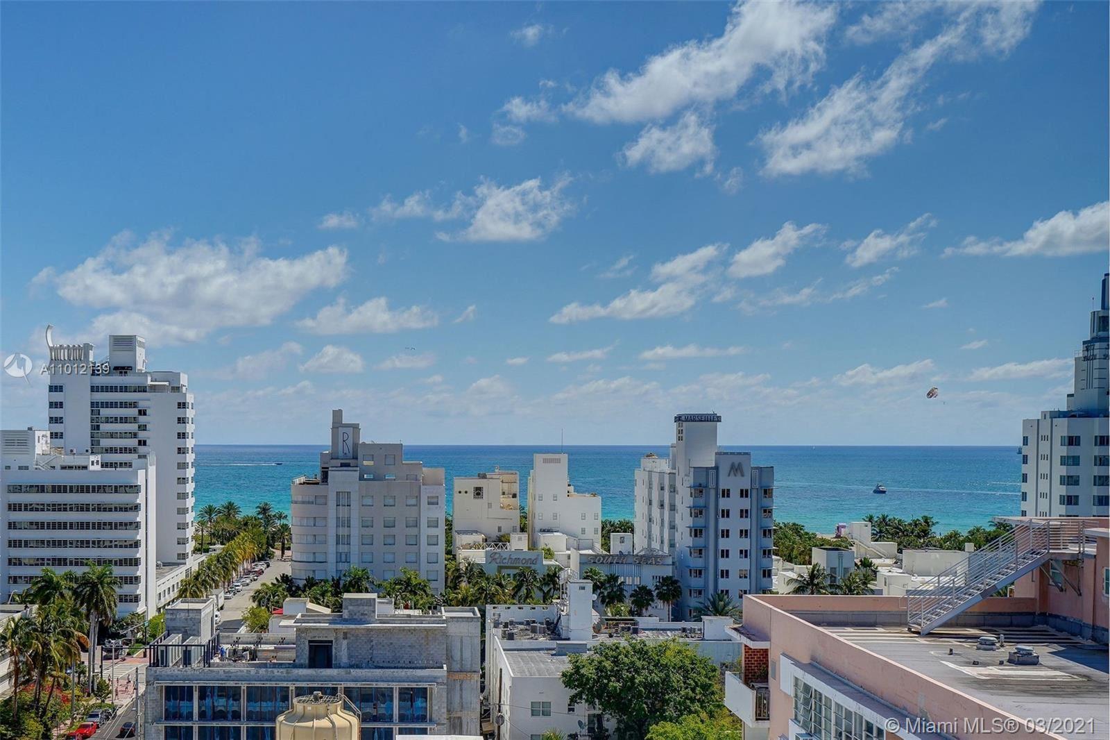 1775 Washington Ave #14B, Miami Beach, FL 33139 - #: A11012139