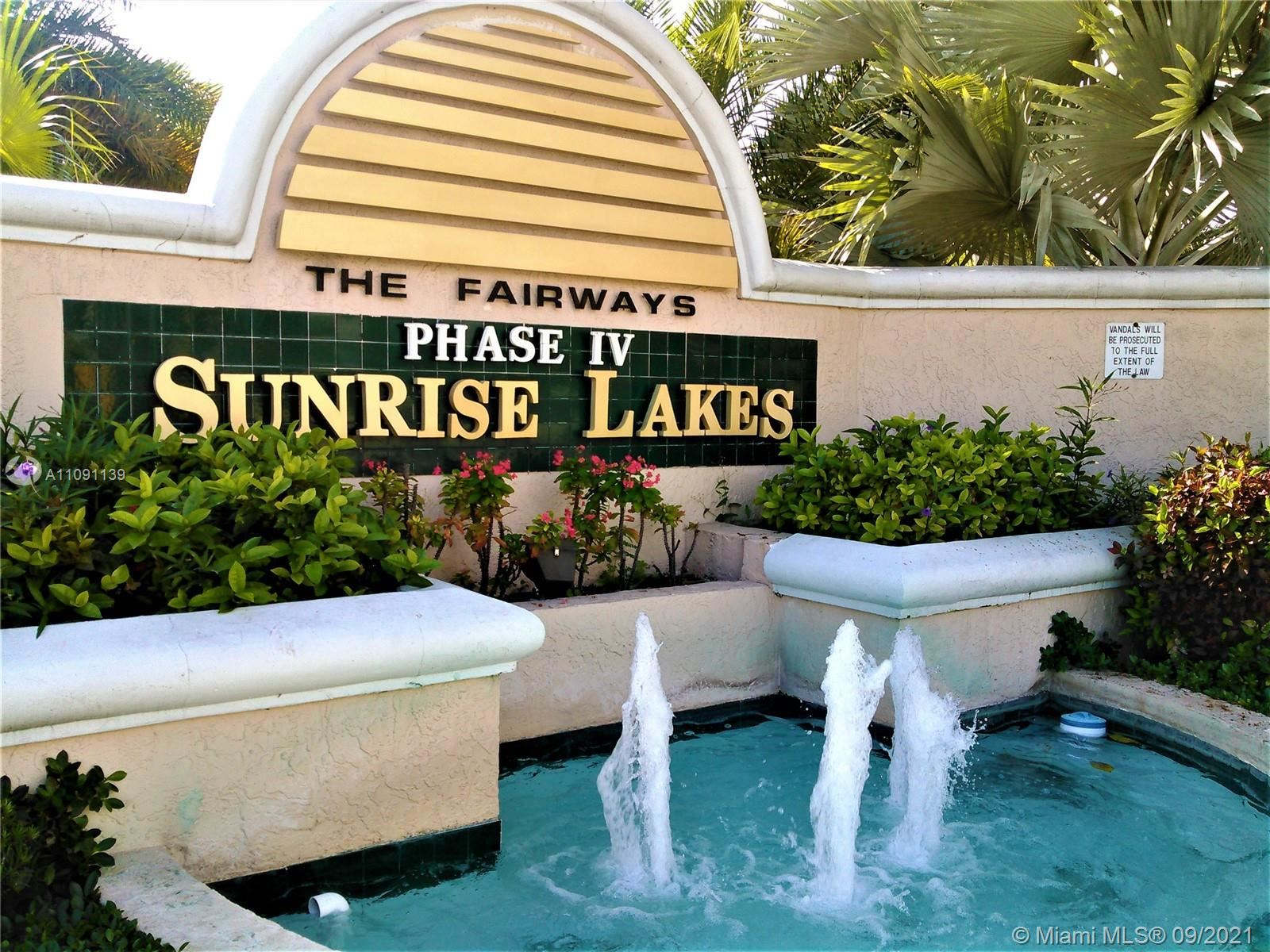 10312 NW 24th Pl #206, Sunrise, FL 33322 - #: A11091139
