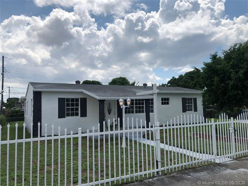 Photo of 2910 NW 157th St, Miami Gardens, FL 33054 (MLS # A10930140)