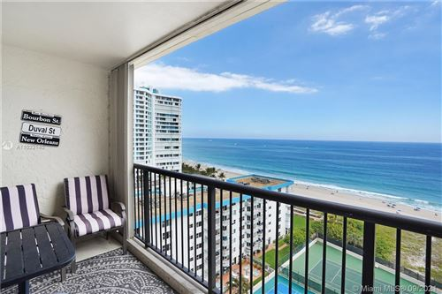 Photo of 1800 S Ocean Blvd #1311, Lauderdale By The Sea, FL 33062 (MLS # A11022140)