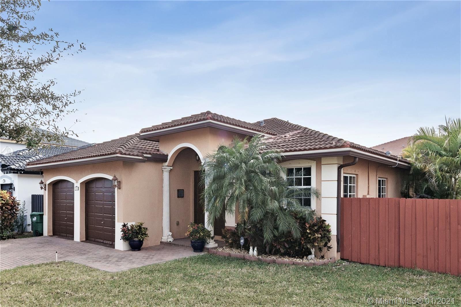Photo of 17632 SW 134th Ct, Miami, FL 33177 (MLS # A10989140)