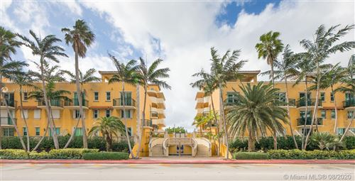 Photo of Listing MLS a10811141 in 8888 Collins Ave #105 Surfside FL 33154