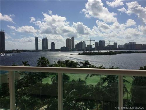 Photo of 3370 Hidden Bay Dr #811, Aventura, FL 33180 (MLS # A10918141)