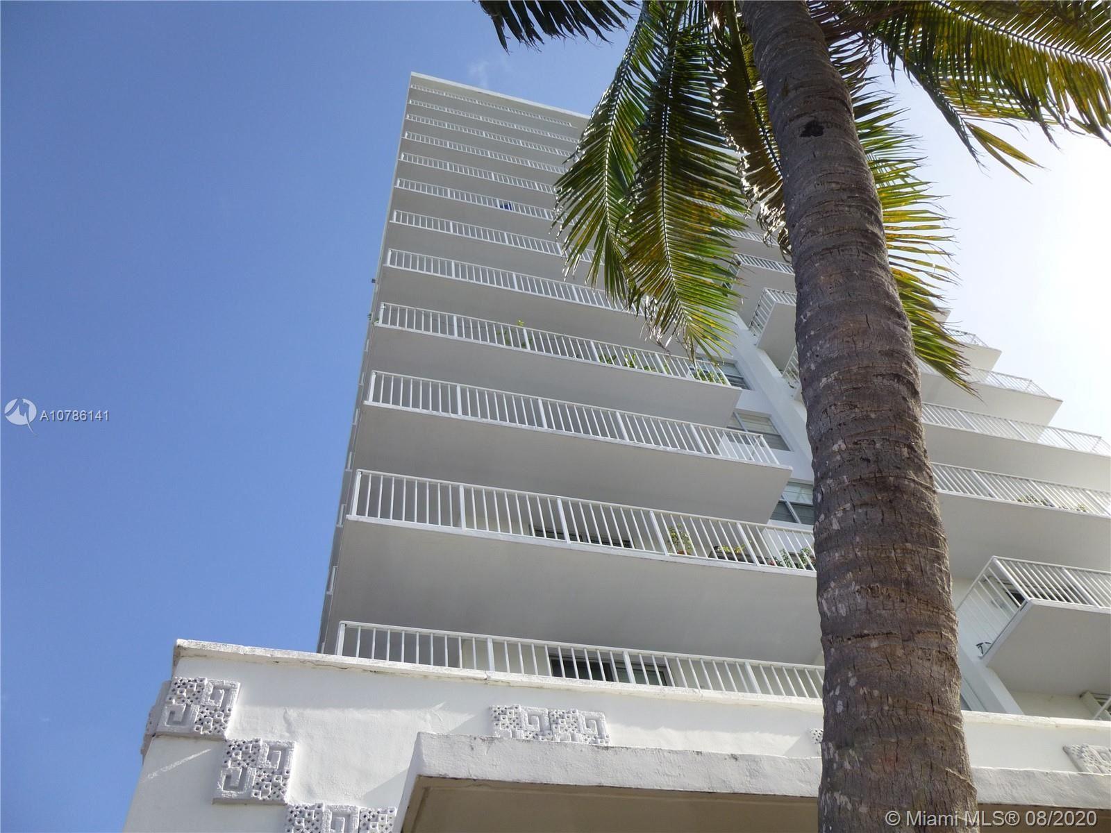 2829 Indian Creek Dr #410, Miami Beach, FL 33140 - #: A10786141