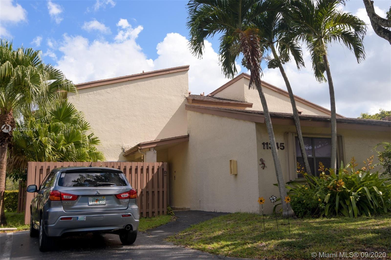 11345 SW 109th Rd #56-Y, Miami, FL 33176 - #: A10931141