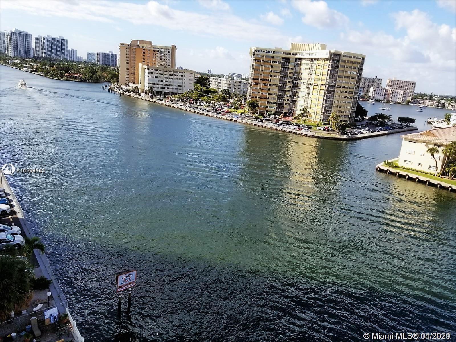 1817 S Ocean Dr #820, Hallandale Beach, FL 33009 - #: A11034141