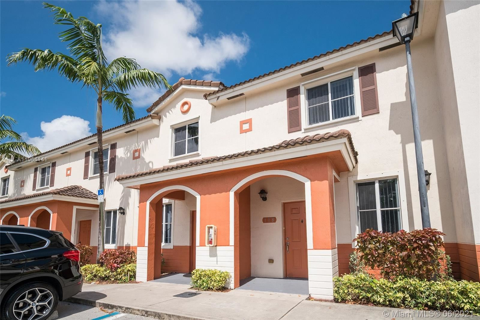 17335 NW 7th Ave #108, Miami Gardens, FL 33169 - #: A11054141