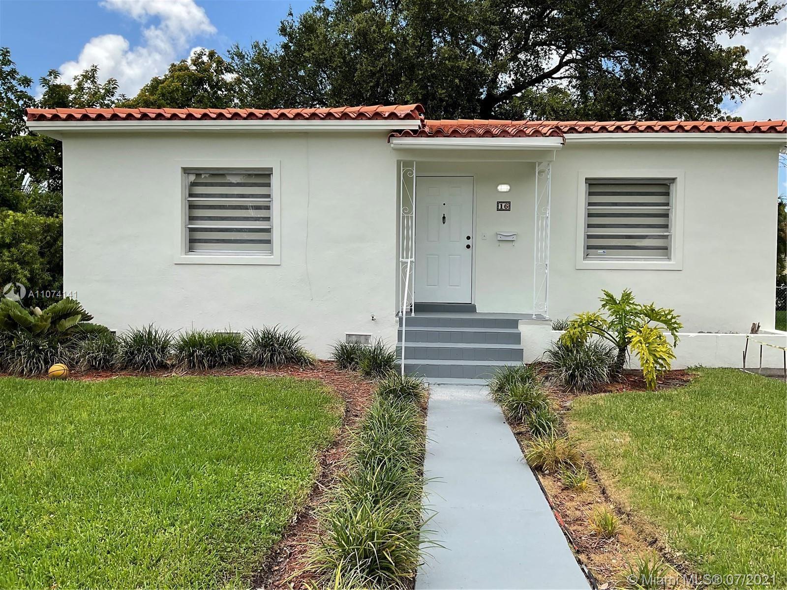 Photo of 16 Alcantarra Ave, Coral Gables, FL 33134 (MLS # A11074141)