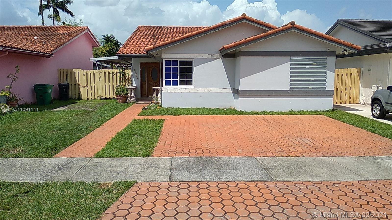 13791 SW 21st Ter, Miami, FL 33175 - #: A11091141