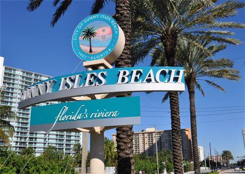 Photo of 250 Sunny Isles Blvd #3-902, Sunny Isles Beach, FL 33160 (MLS # A10805142)