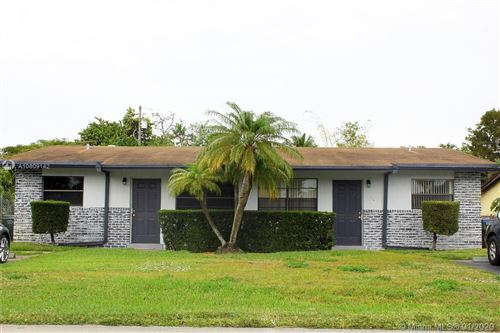 Photo of Listing MLS a10809142 in 837 NW 41st St Oakland Park FL 33309