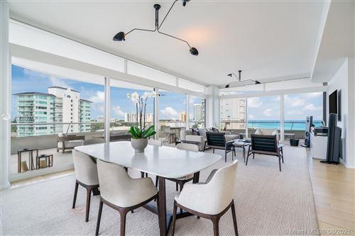 Photo of 3315 Collins Avenue #8C, Miami Beach, FL 33140 (MLS # A11091142)