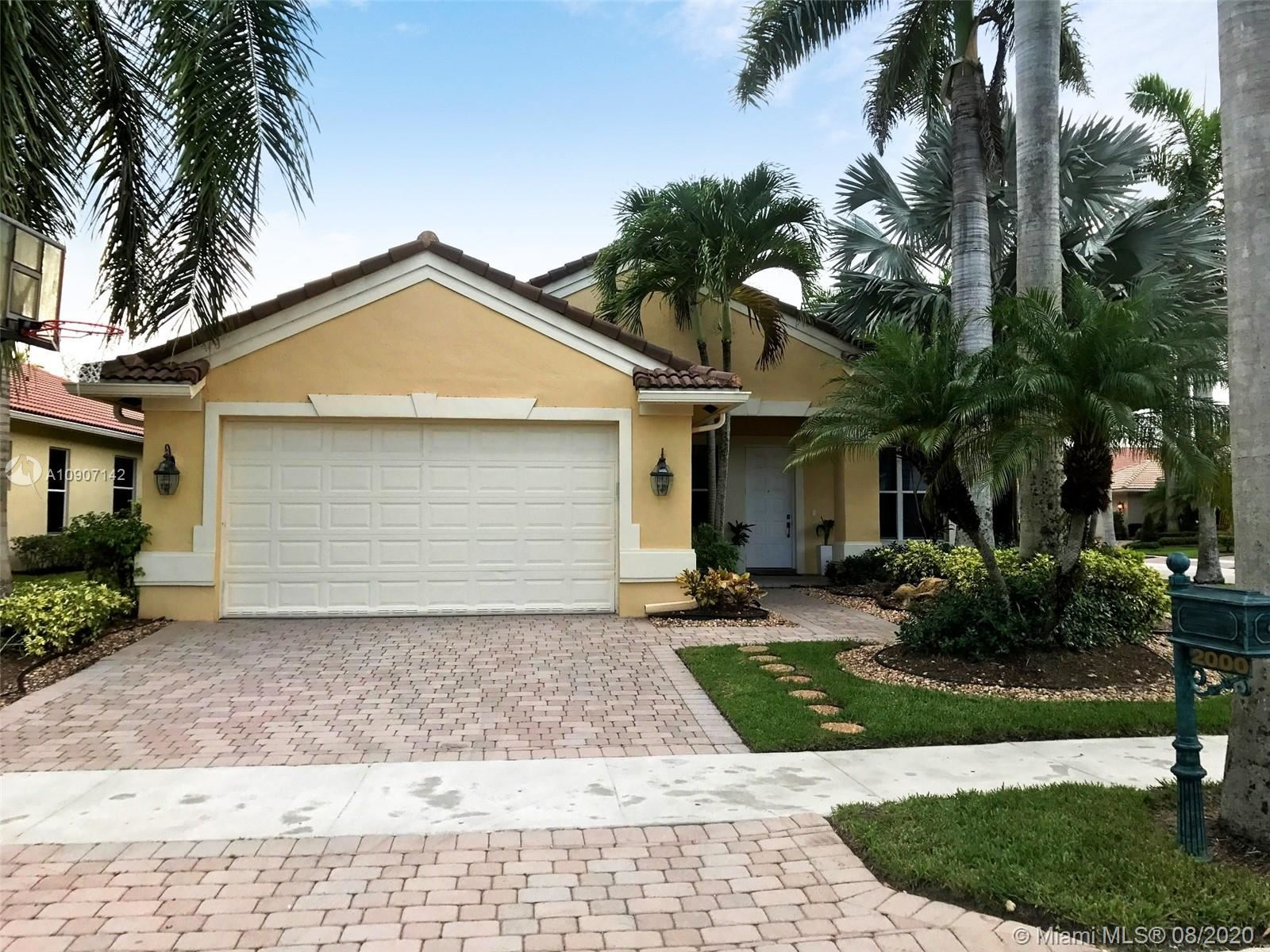 2000 Harbor View Cir, Weston, FL 33327 - #: A10907142