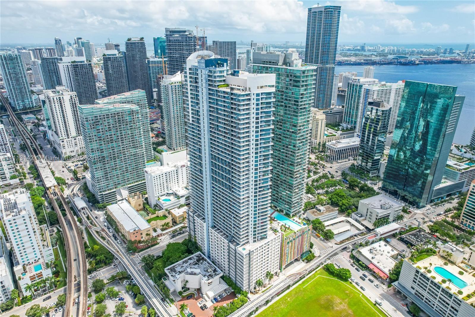 60 SW 13th St #4003, Miami, FL 33130 - #: A11113142