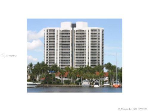 Photo of 3600 Yacht Club Dr #704, Aventura, FL 33180 (MLS # A10997143)