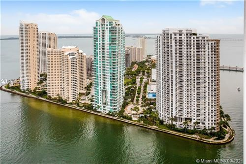 Photo of 300 S BISCAYNE BLVD #T3012, Miami, FL 33131 (MLS # A11060143)