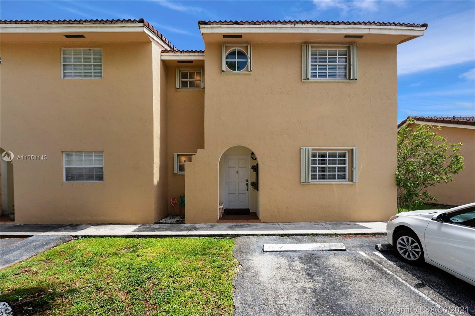 13457 SW 62nd St #64, Miami, FL 33183 - #: A11051143