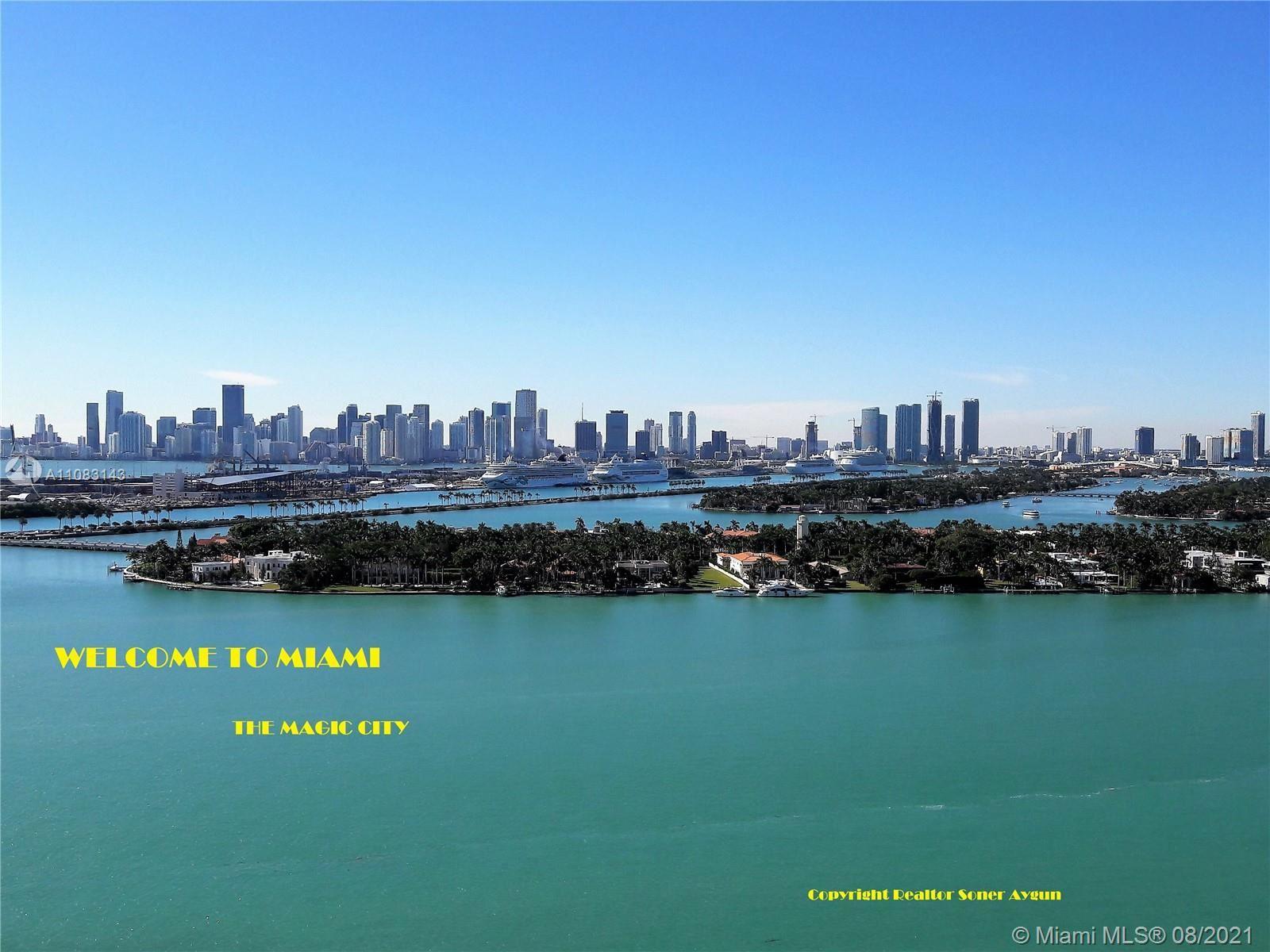 2000 N Bayshore Dr #615, Miami, FL 33137 - #: A11083143