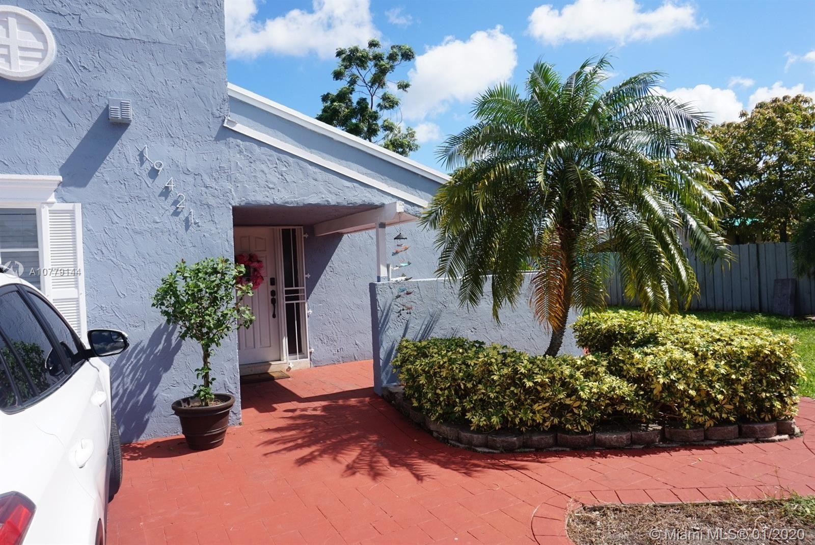 19421 SW 118th Ct, Miami, FL 33177 - #: A10779144