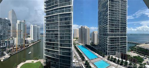 Photo of 485 Brickell Ave #2301, Miami, FL 33131 (MLS # A10949145)