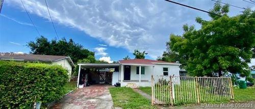 Photo of 1247 NW 71st St, Miami, FL 33147 (MLS # A11098145)