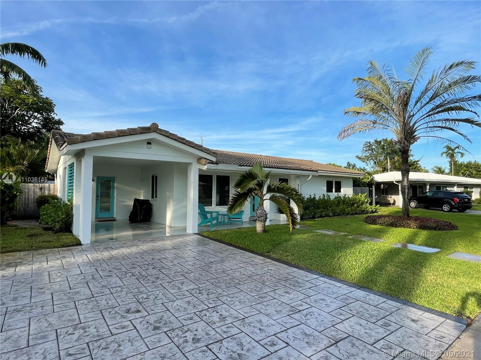 Photo of 5230 NE 20th Ave, Fort Lauderdale, FL 33308 (MLS # A11036145)