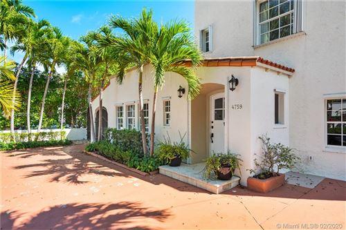 Photo of 4759 N Bay Rd, Miami Beach, FL 33140 (MLS # A10820146)