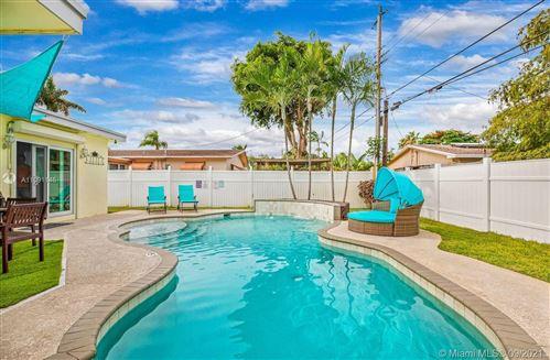 Photo of 718 NW 9th Ave, Dania Beach, FL 33004 (MLS # A11091146)