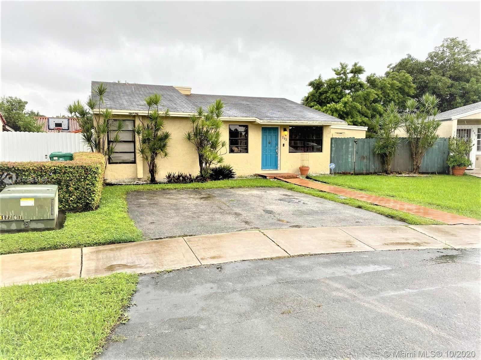 213 NW 132nd Pl, Miami, FL 33182 - #: A10945146