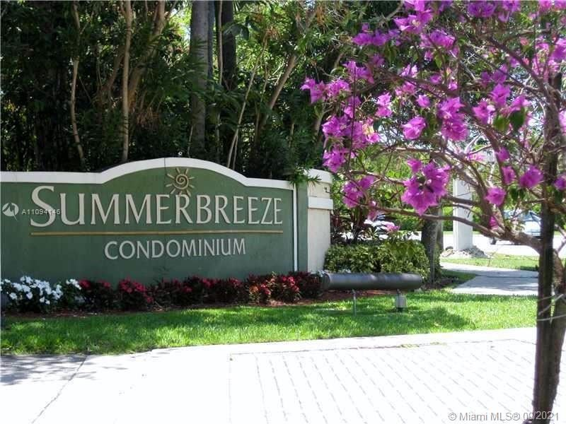 9999 Summerbreeze Dr #114, Sunrise, FL 33322 - #: A11094146