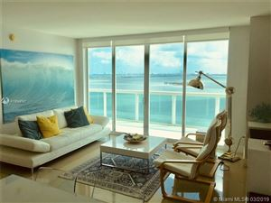 Photo of 1800 N Bayshore #1807, Miami, FL 33132 (MLS # A10644147)