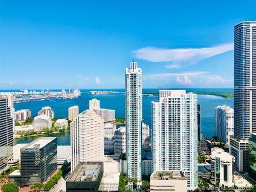 Photo of 45 SW 9th St #LPH 4601, Miami, FL 33130 (MLS # A11004147)