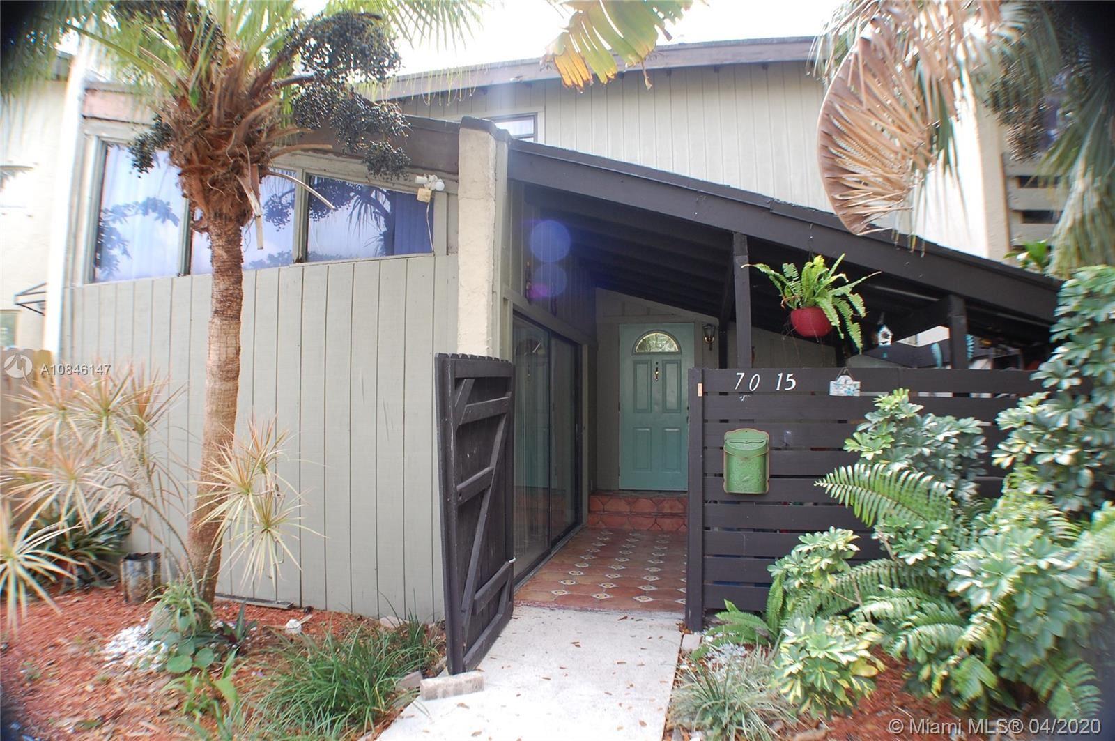 7015 SW 112th ct #1, Miami, FL 33173 - #: A10846147