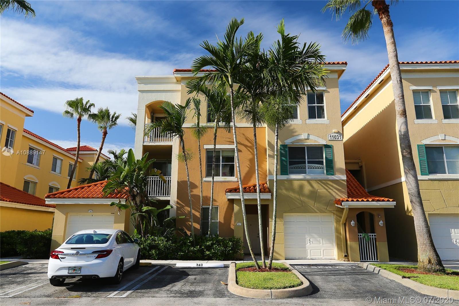 11031 Legacy Blvd #301, Palm Beach Gardens, FL 33410 - #: A10889147