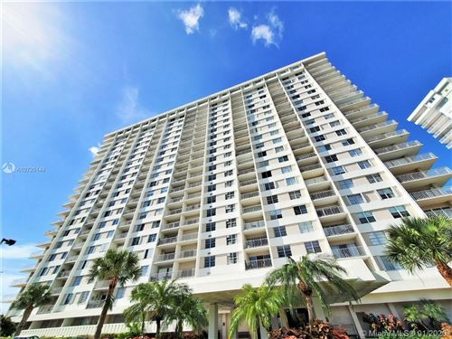 Photo of 300 Bayview Dr #1614, Sunny Isles Beach, FL 33160 (MLS # A10725148)