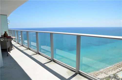 Photo of 4111 S Ocean Dr #3605, Hollywood, FL 33019 (MLS # A10805148)