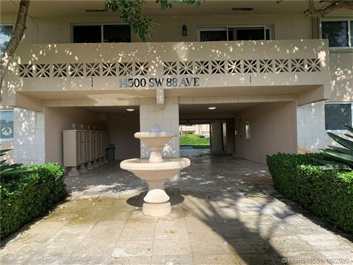 Photo of 14500 SW 88th Ave #111, Palmetto Bay, FL 33176 (MLS # A10897148)
