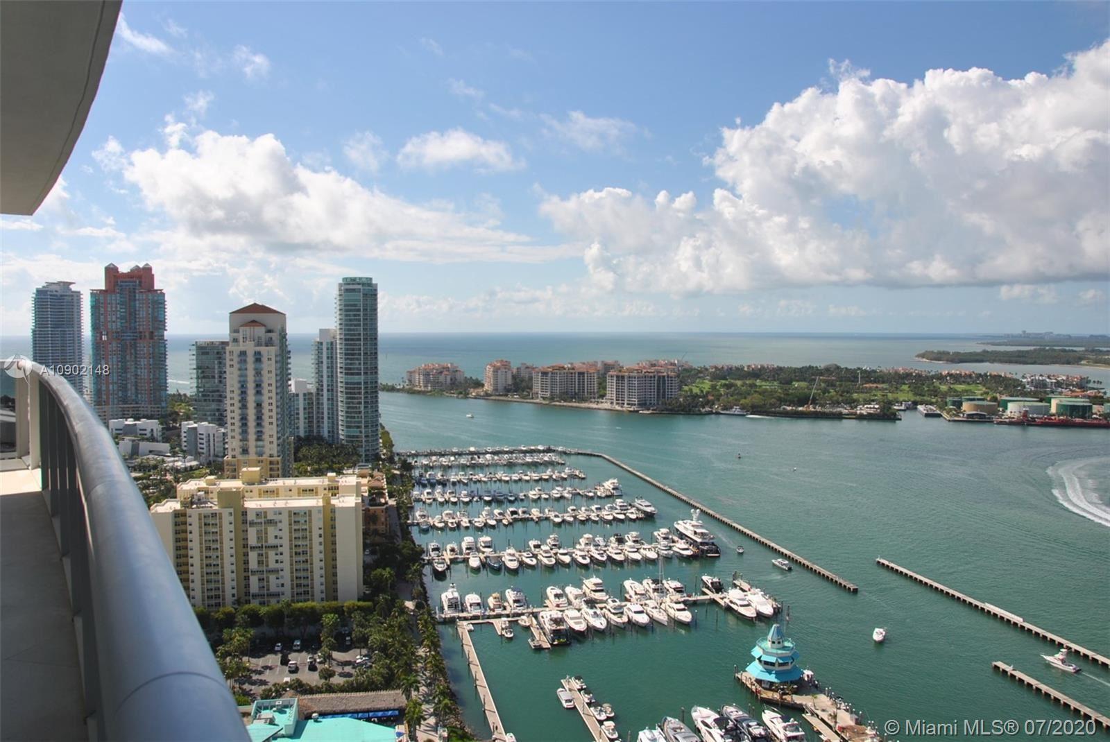 400 Alton Rd #3203, Miami Beach, FL 33139 - #: A10902148