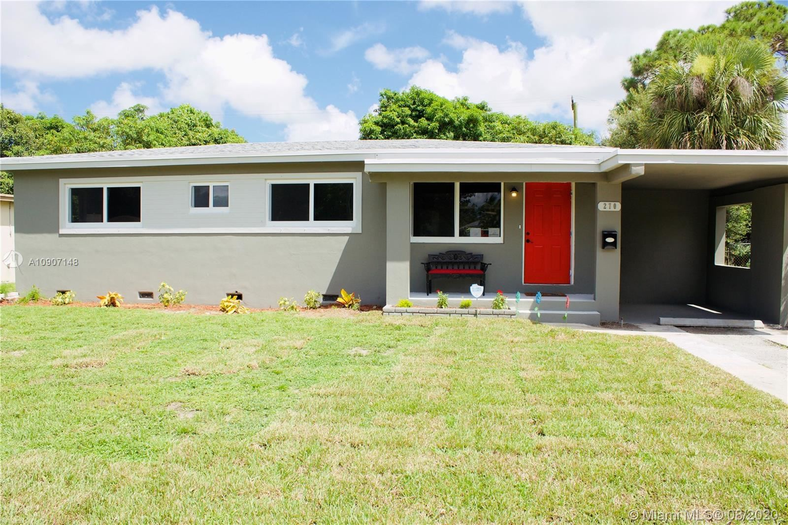 270 Georgia Ave, Fort Lauderdale, FL 33312 - #: A10907148