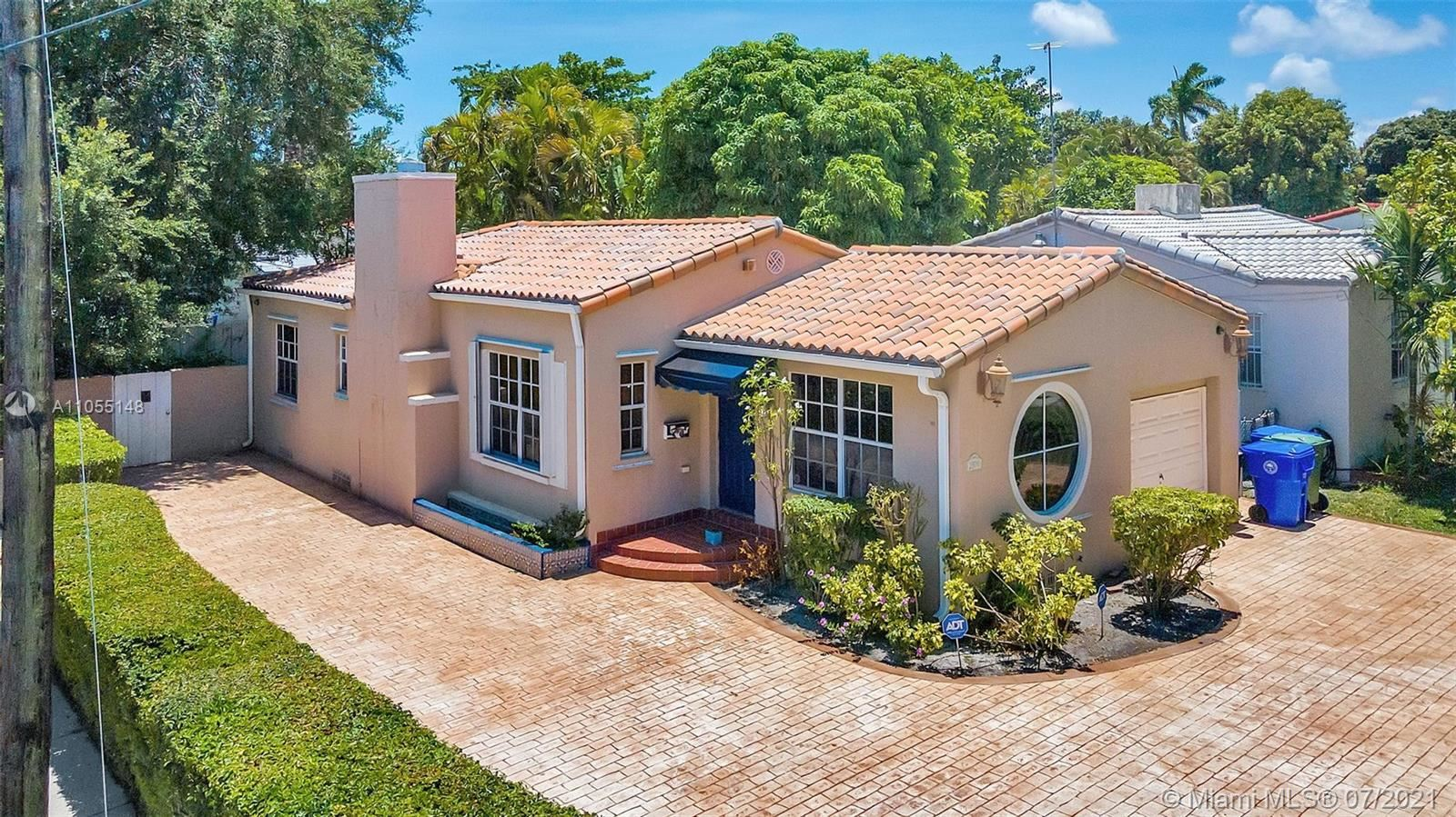 2500 SW 20th St, Miami, FL 33145 - #: A11055148