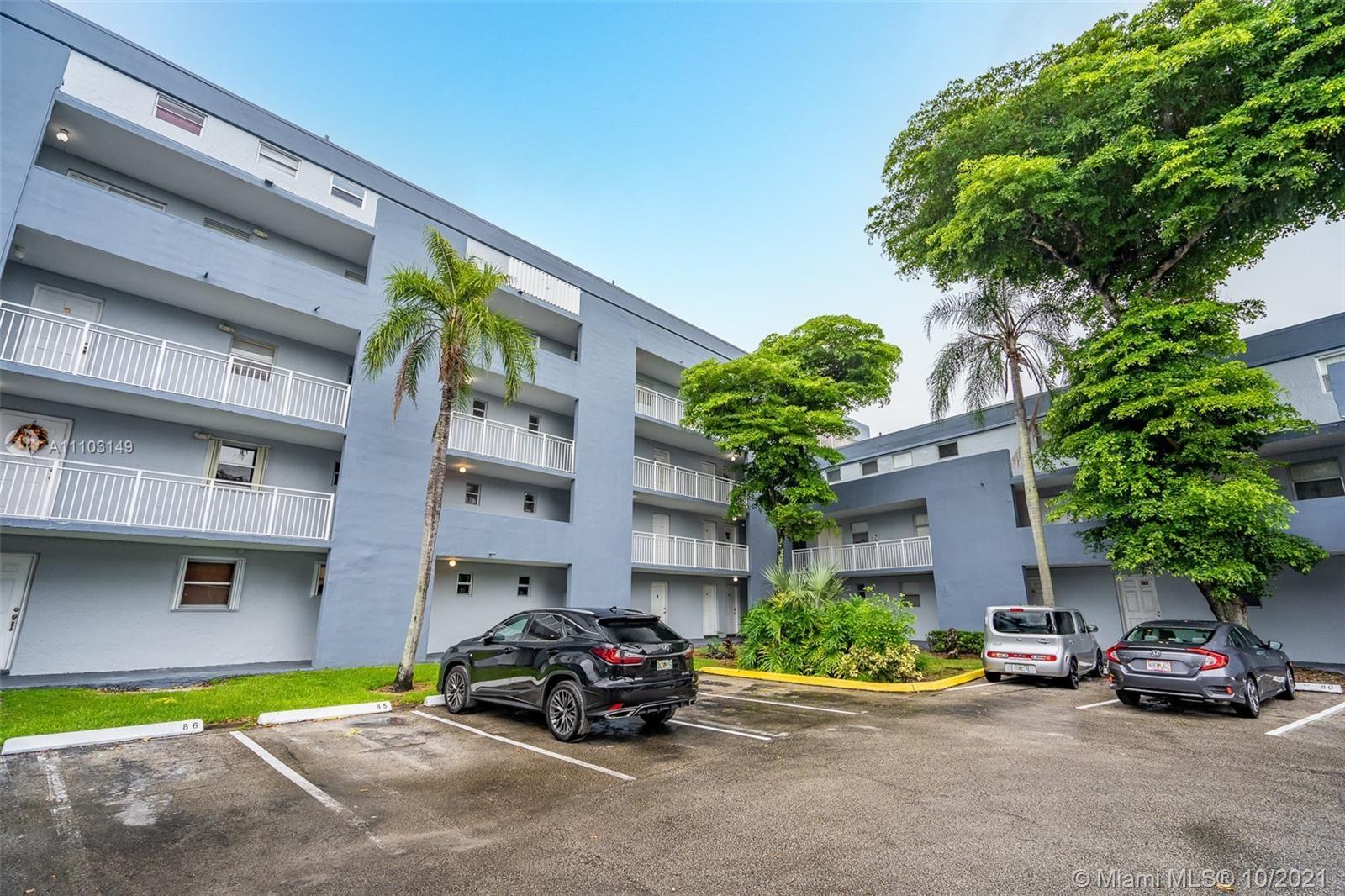 9351 Fontainebleau Blvd #B312, Miami, FL 33172 - #: A11103149