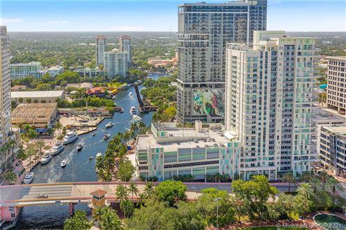 Photo of 333 Las Olas Way #3006, Fort Lauderdale, FL 33301 (MLS # A11097150)