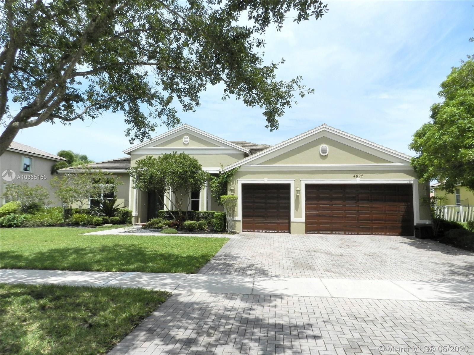 4822 Hibbs Grove Ter, Cooper City, FL 33330 - #: A10865150