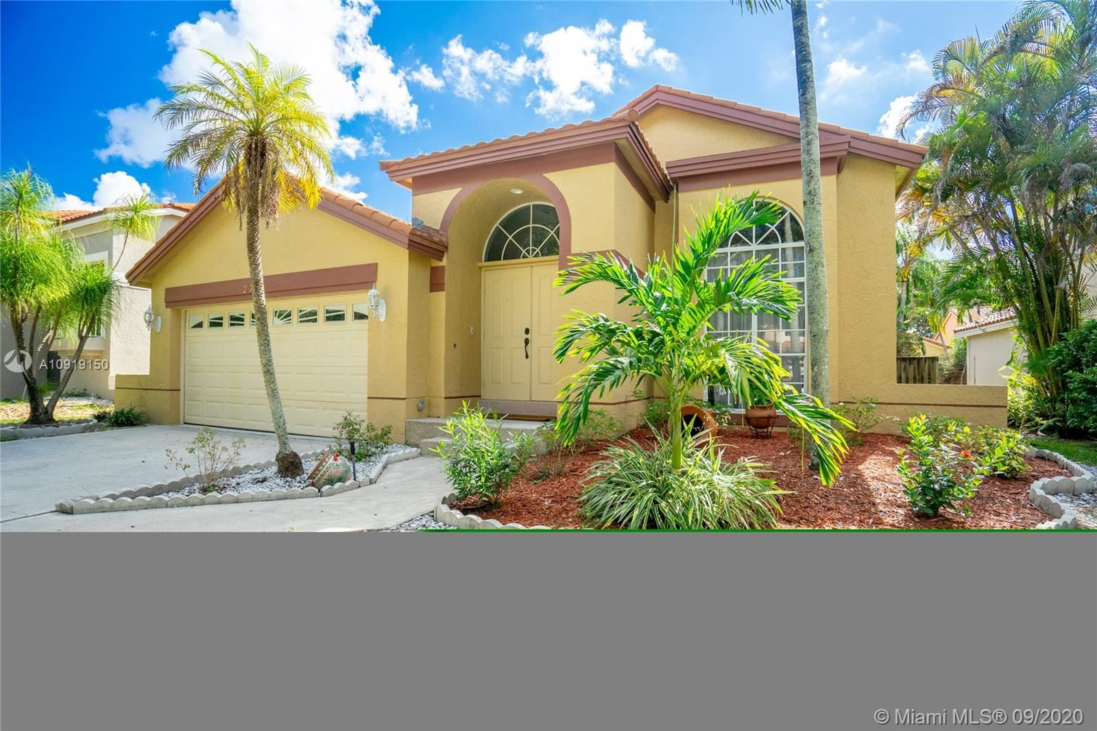 2741 Montevideo Ave, Cooper City, FL 33026 - #: A10919150