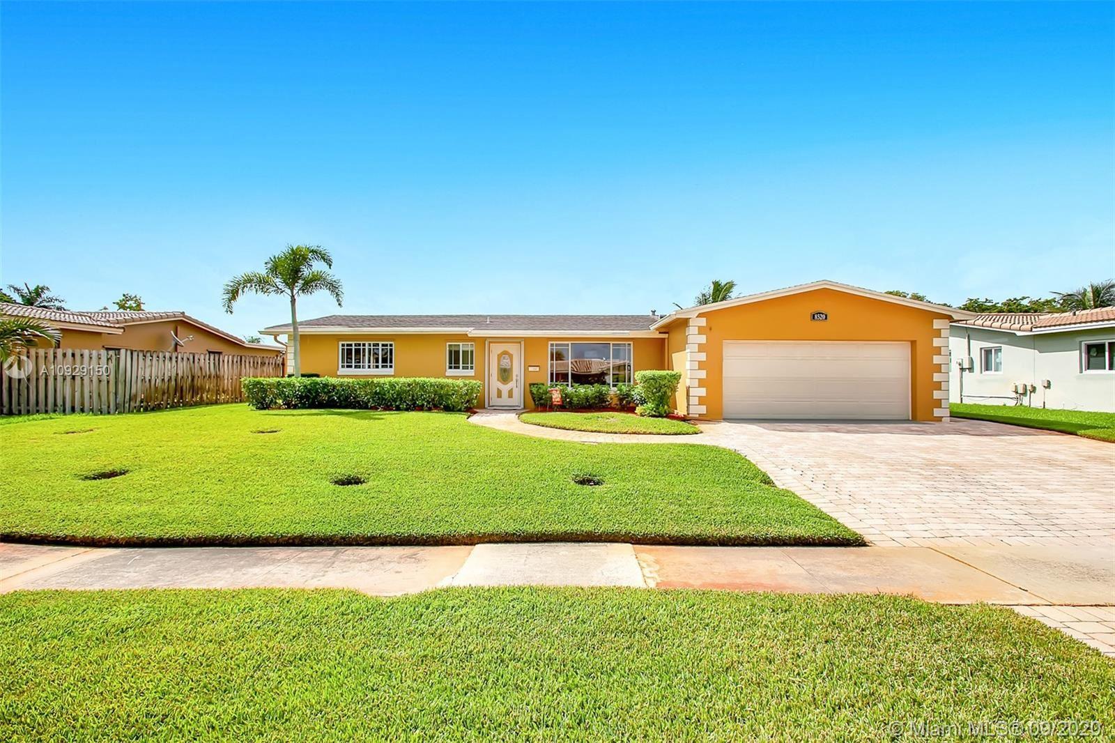 8520 NW 23rd St, Pembroke Pines, FL 33024 - #: A10929150